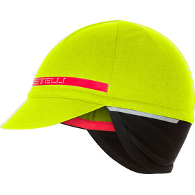 Castelli Difesa 2 Couvre-chef, yellow fluo